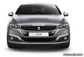 معرفي ماشين جديد ايران خودرو پژو 508